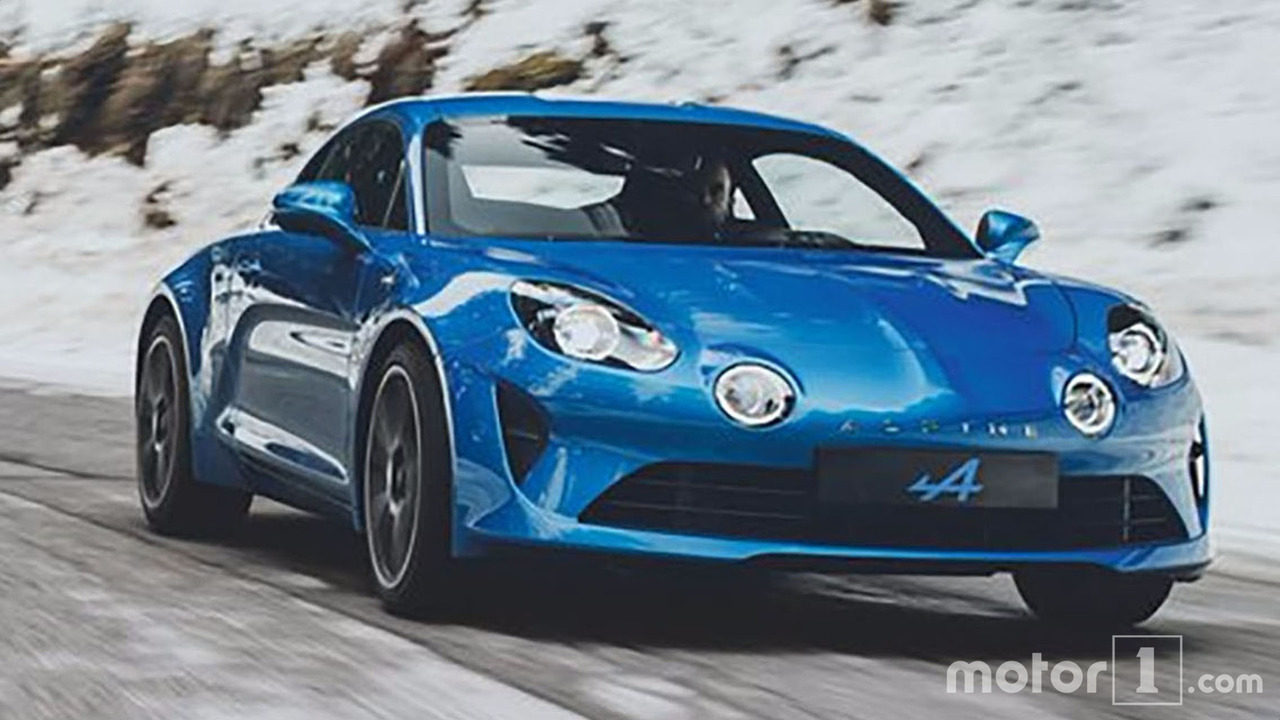 Riding On A Newly Developed Aluminum Intensive Platform The Resurrected A110 Will Boast Completely Flat Floor And Rear