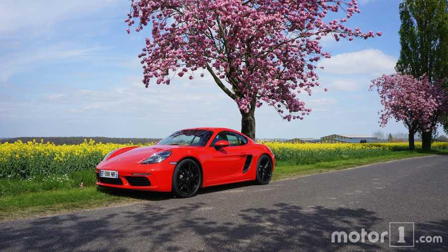 Porsche préparerait un 718 Cayman T