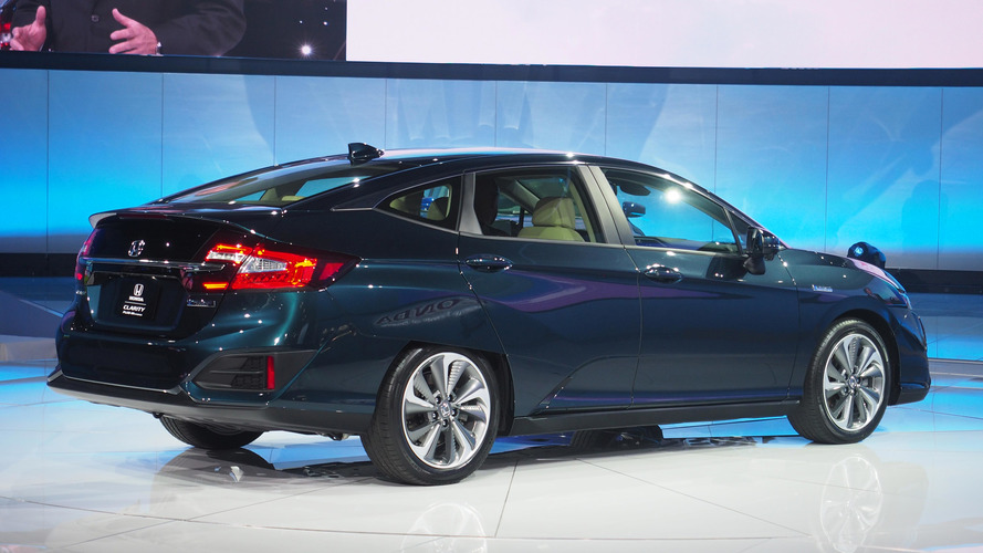 Honda Clarity Plug-In Hybrid Now Sold In California Only?