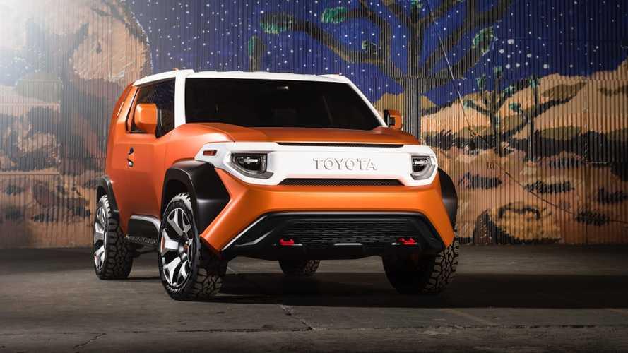 Novo crossover compacto da Toyota poderá se chamar TJ Cruiser