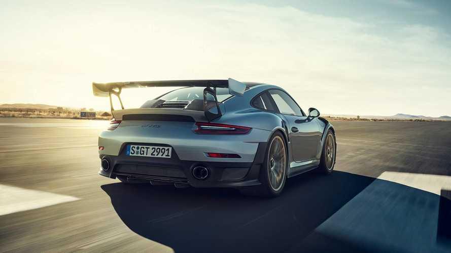 Porsche - Nouveaux records de livraisons en France et dans le monde