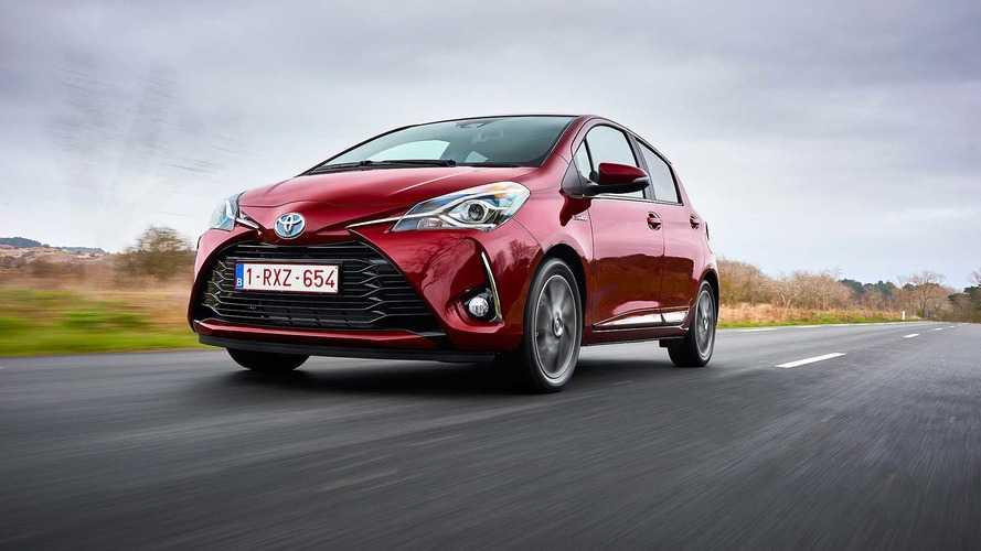 Toyota Yaris 2017, primera prueba
