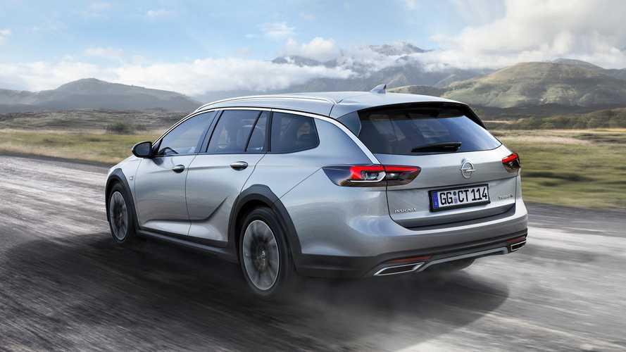 Opel dévoile le prix de l'Insignia Country Tourer