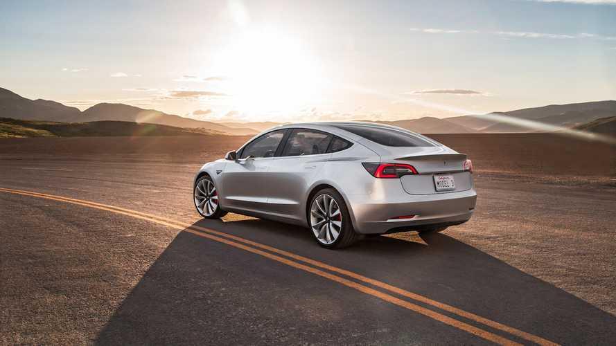 Watch Tesla Model 3 Frunk Get Stripped