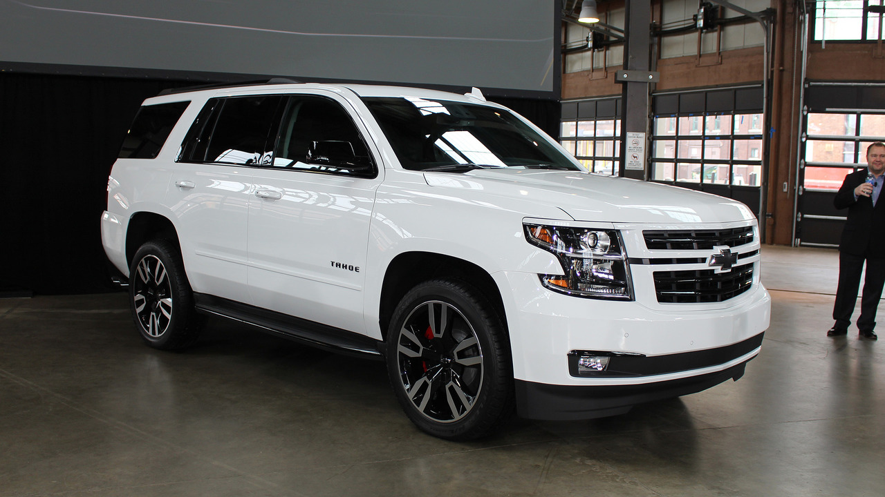 2018 chevy tahoe concept