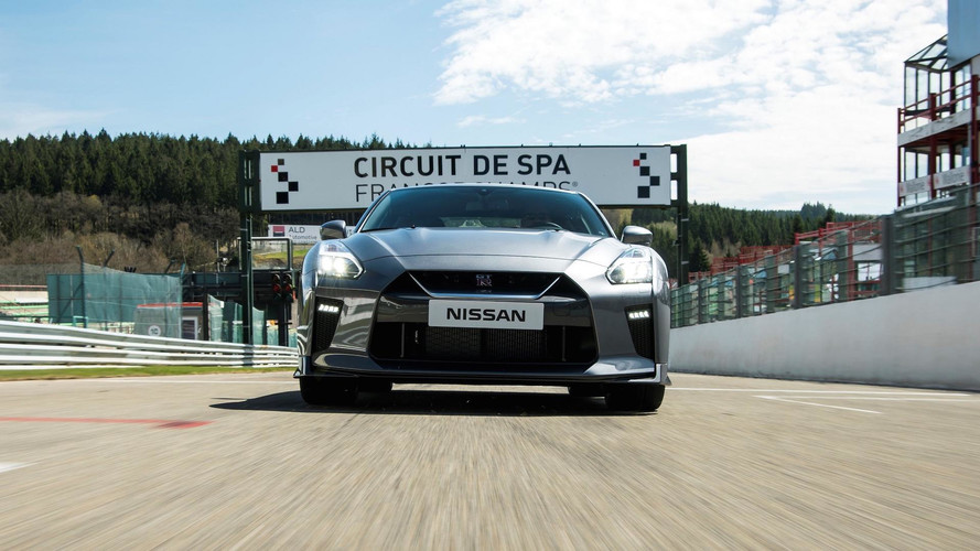 Riding In A Nissan GT-R Is More Thrilling Than Soccer Matches