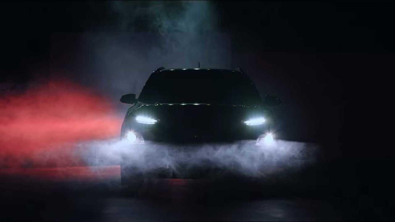 Hyundai Kona teaser