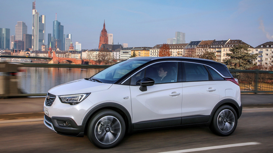 Opel Crossland X - Les tarifs du SUV franco-allemand