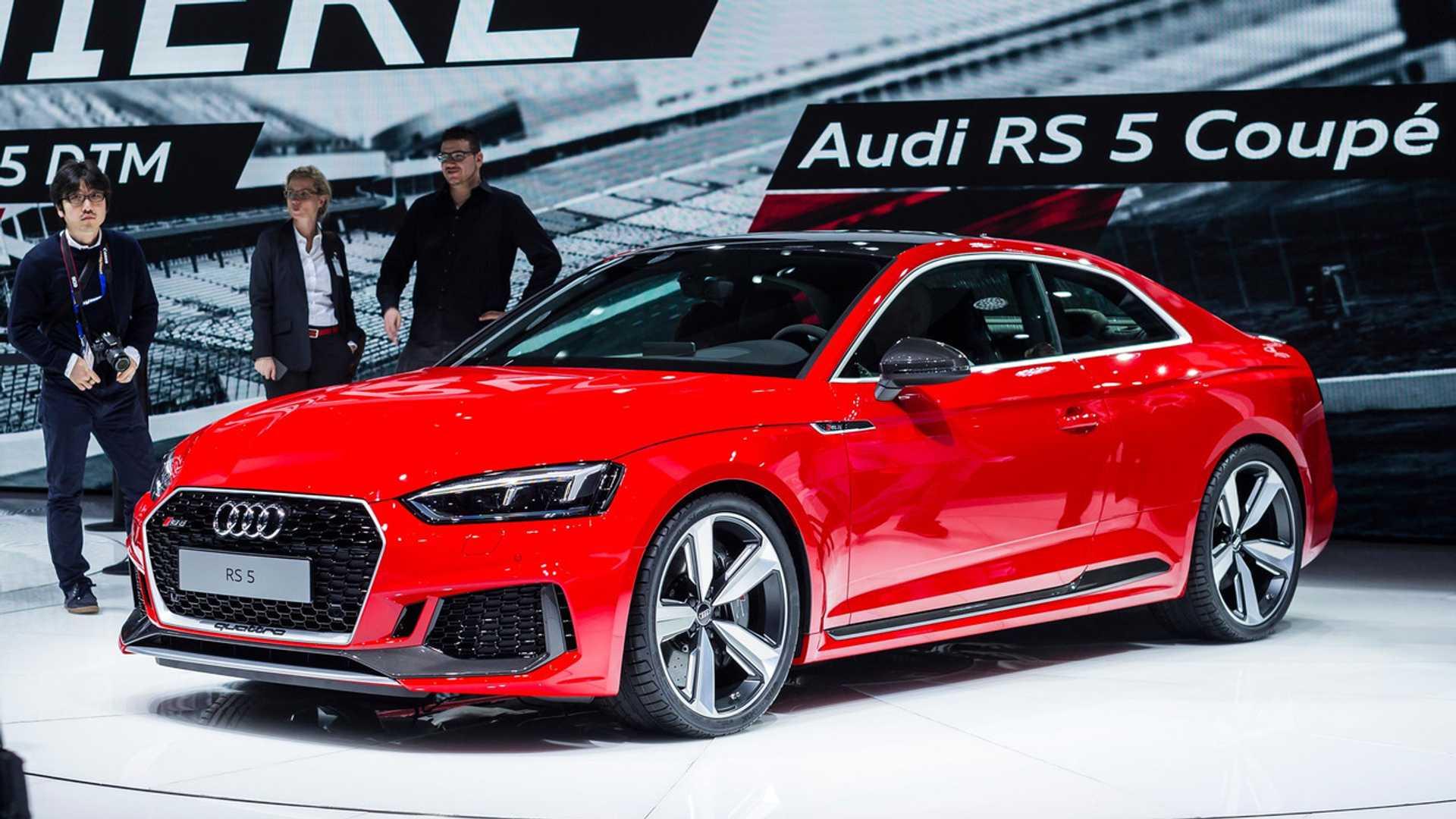 Novo Audi Rs 5 Coupe De 450 Cv Chega Ao Brasil Por R 556 990