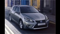 lexus ct 200h facelift 2017 update fur den vollhybrid