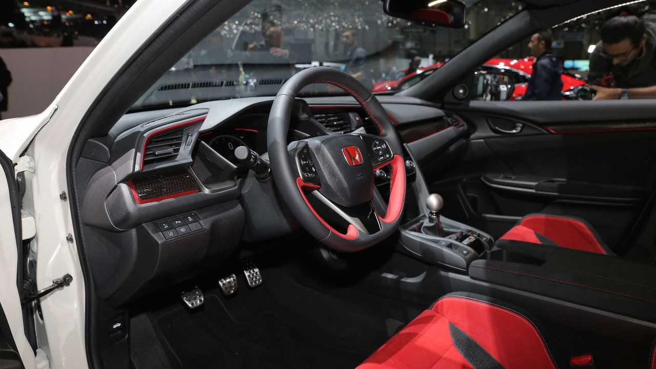 Remarkable Honda Civic Type R Sales Begin In U S Late Spring Creativecarmelina Interior Chair Design Creativecarmelinacom