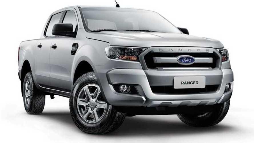 Buenos Aires - Ford Ranger muda pouco para linha 2018