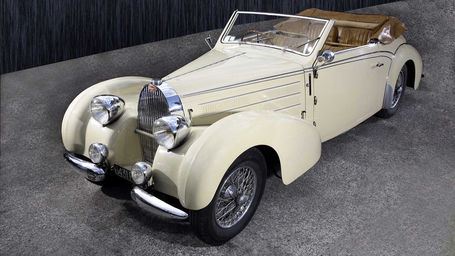 Enchères - 1'320'000 euros pour la Bugatti 57C Stelvio chez Osenat
