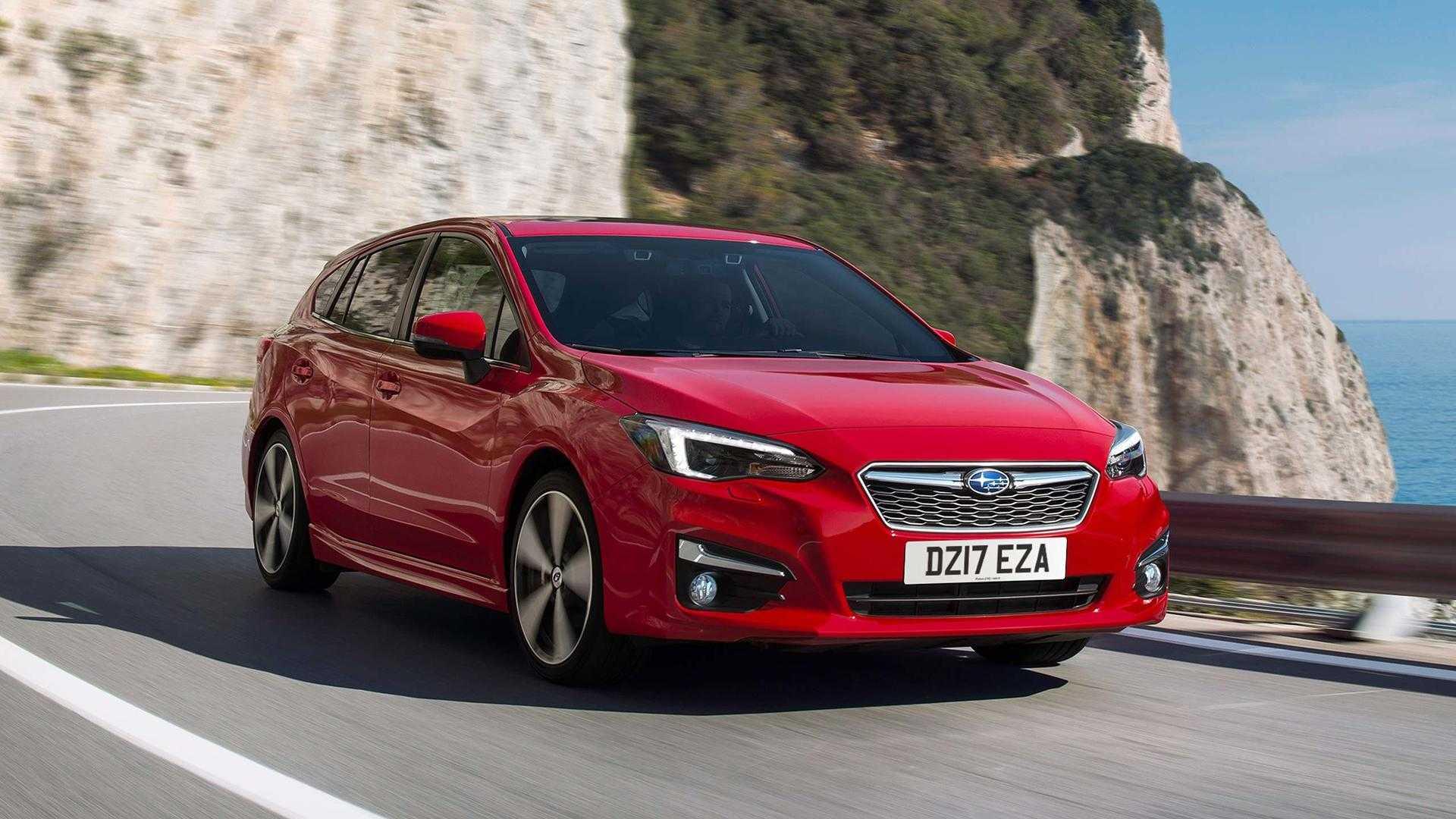 Subaru Impreza Is Returning To Uk Dealers