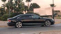 2018 Audi A8 New Spy Photos