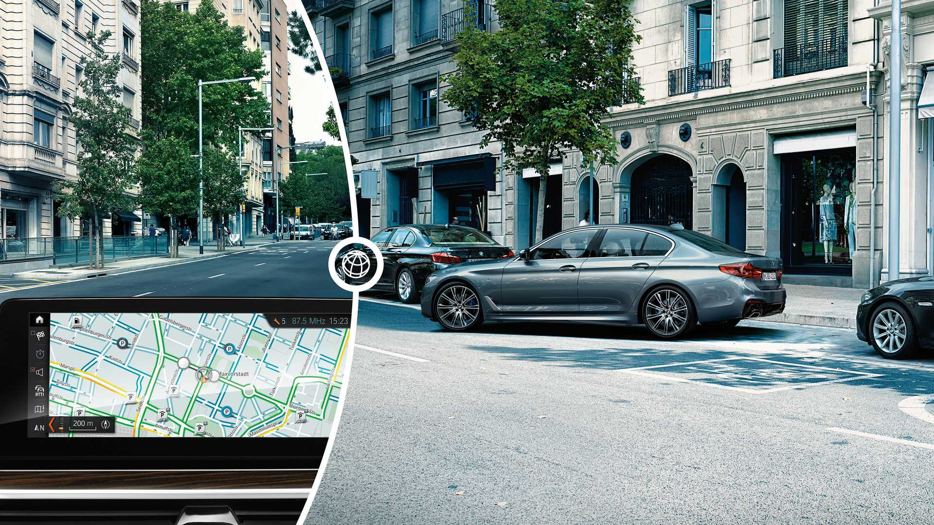 bmw follows tesla and introduces drive recorder bmw follows tesla and introduces drive