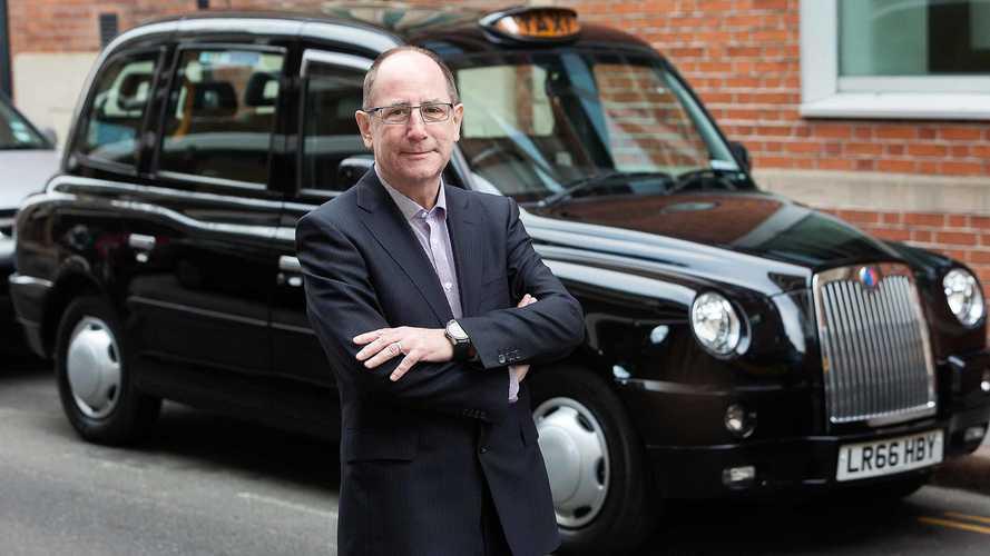 Nouveau taxi londonien