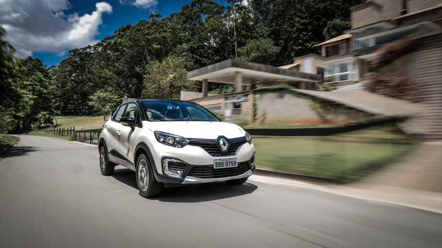 Renault Captur: veja a trajetória ao lado do Duster no Brasil