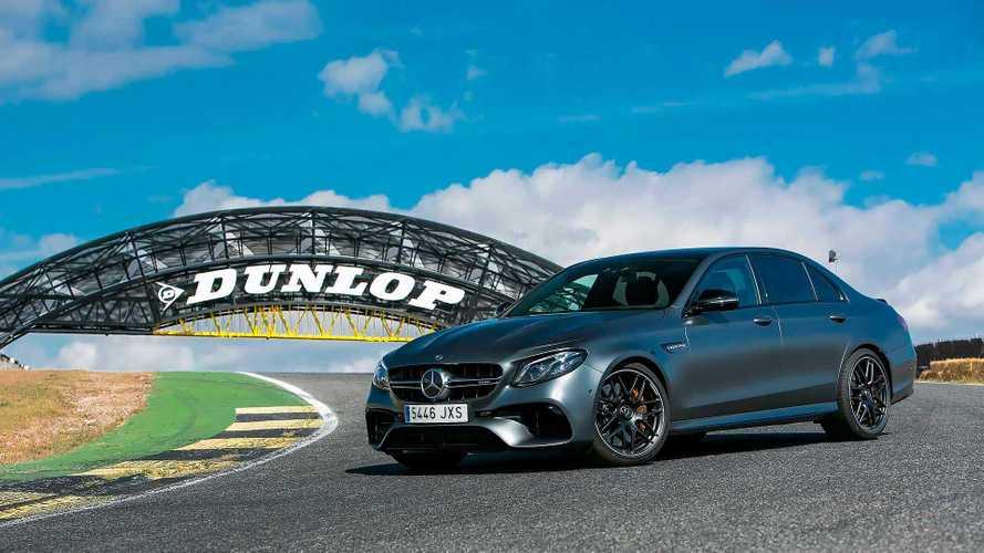 Mercedes-AMG E 63 S 4MATIC+ 2018: así acelera hasta 309 km/h