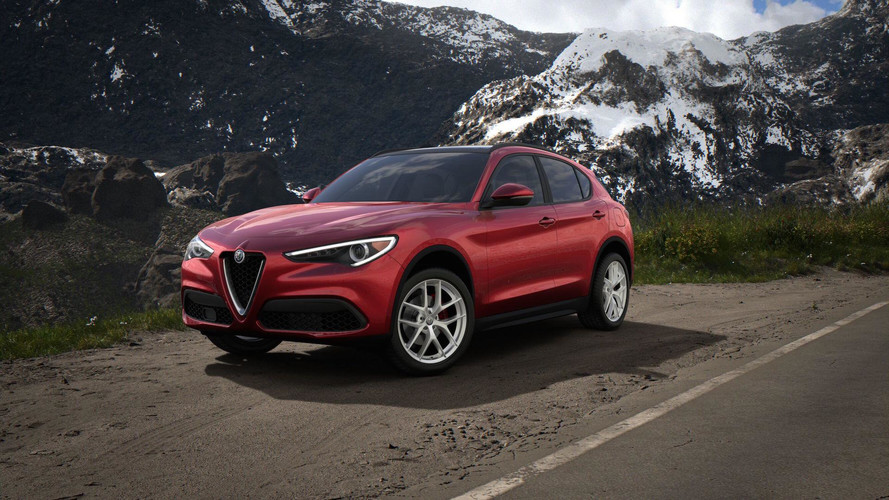 The Most Expensive Alfa Romeo Stelvio Costs $56,540