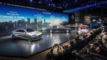 Mercedes-Benz Concept A Sedan