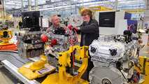 Jaguar Engine Manufacturing Center