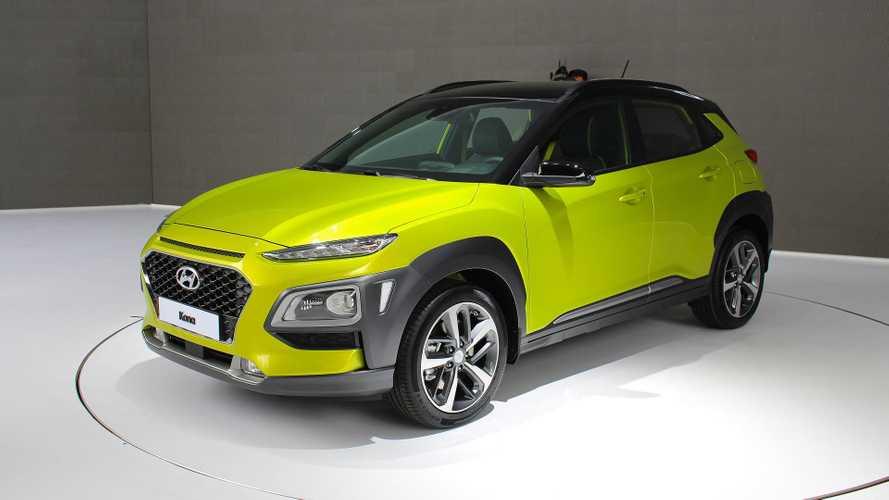 Hyundai KONA 2017, vía libre al diseño