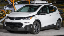 Otonom Chevy Bolt EV