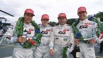 Mark Webber Mercedes CLR 1999 4