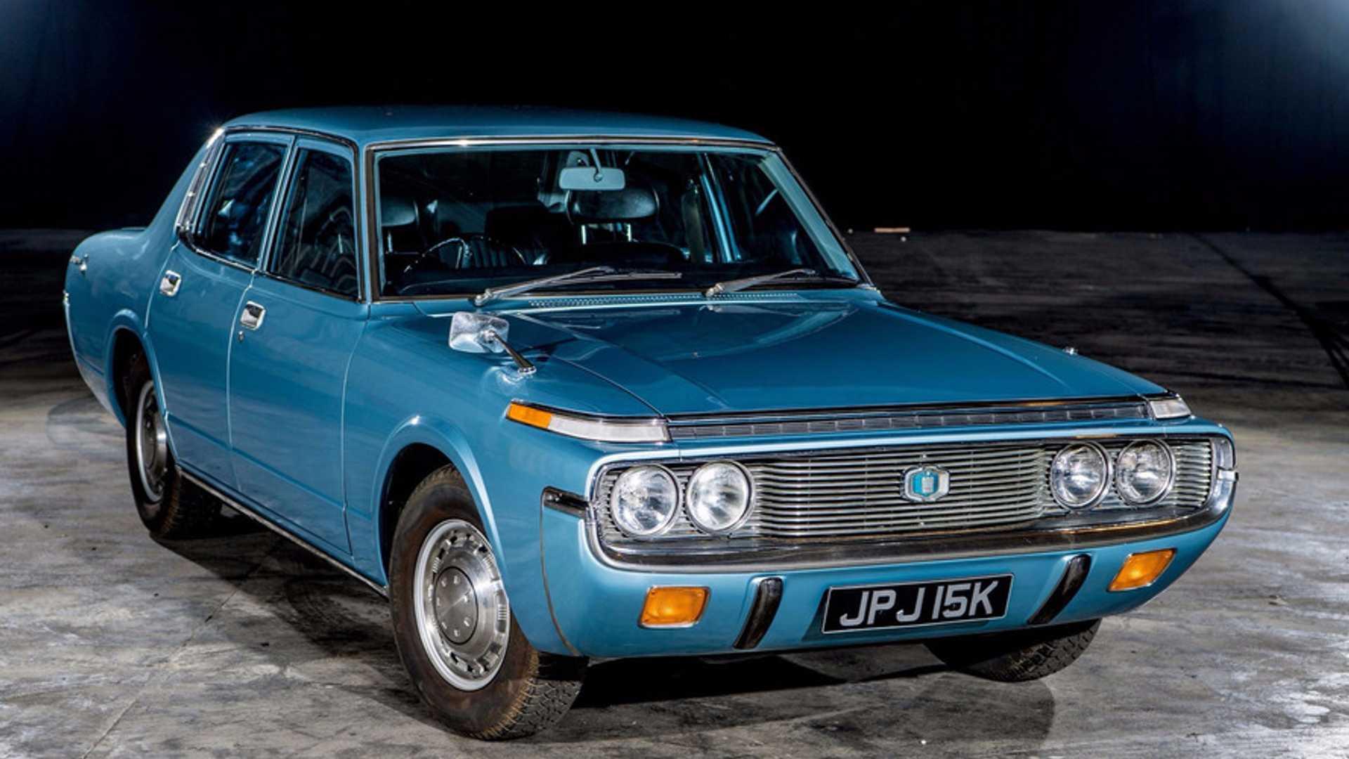 Kelebihan Toyota Crown 1970 Spesifikasi