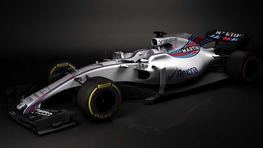 Exclusivo - Confira imagens do novo carro da Williams