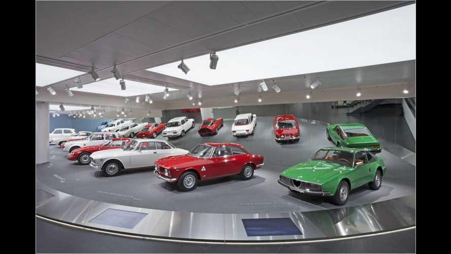 40 Jahre Alfa-Romeo-Museum
