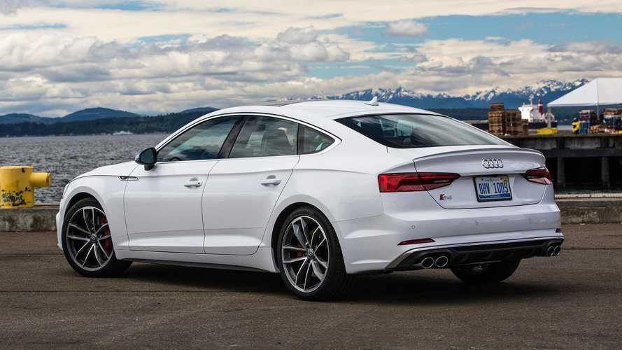 2018 Audi S5 Sportback: İlk Sürüş