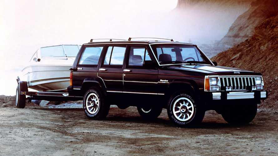 Klasik Reklamlar: 1989 Jeep Cherokee