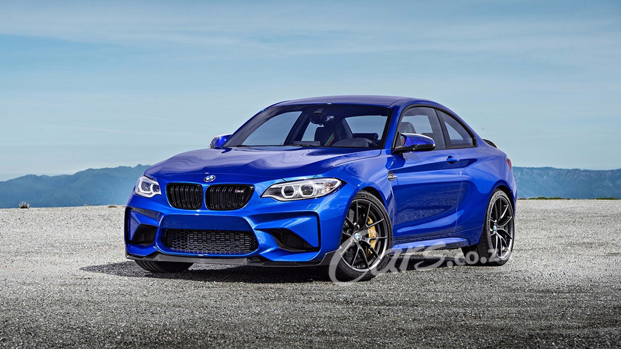 BMW M2 CS 2018 render