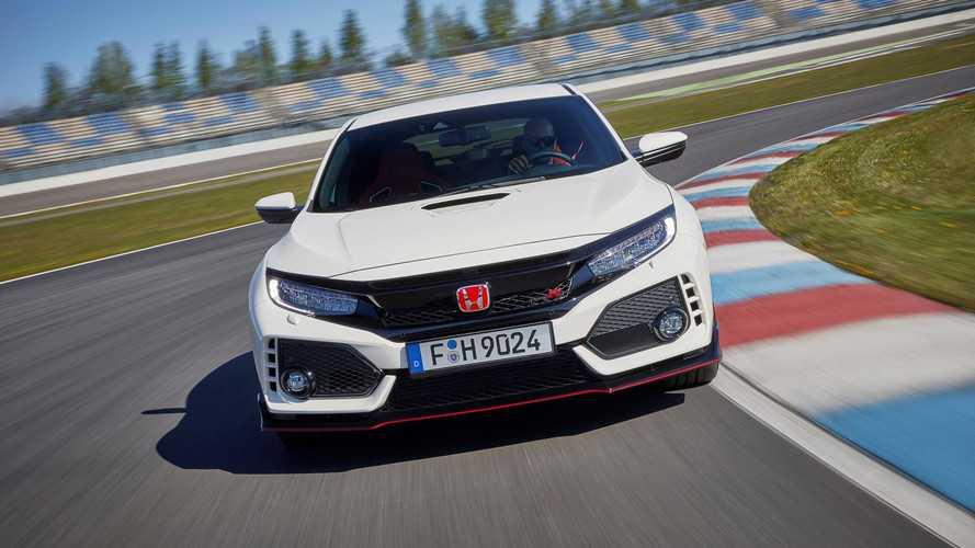 No descartes Honda Civic Type R más potentes y 4x4
