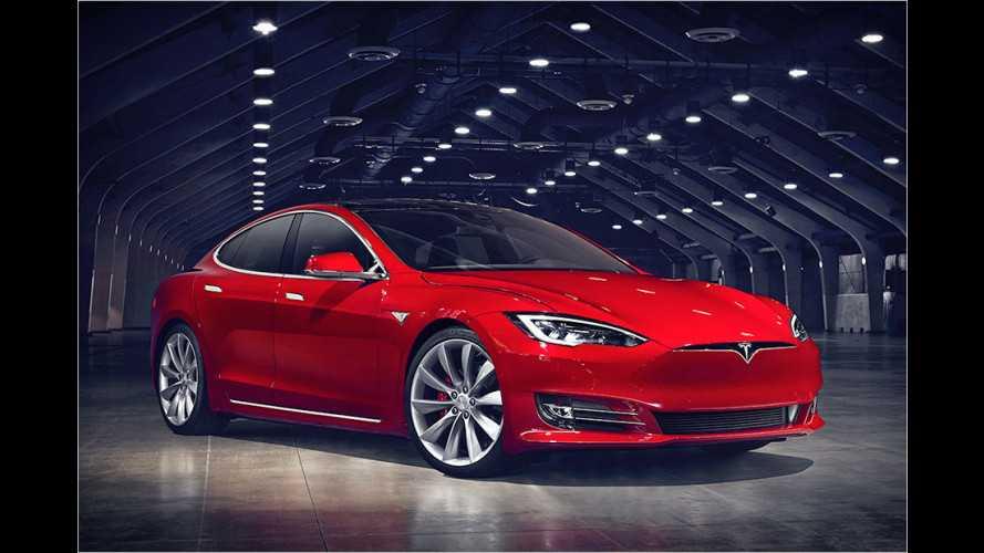 Einstieg beim Model S wird günstiger