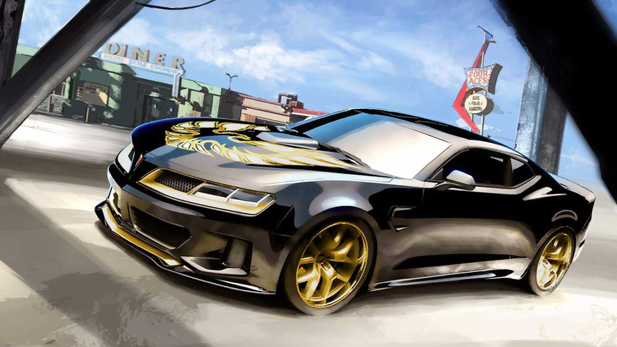 Bandit Chevy Camaro Custom