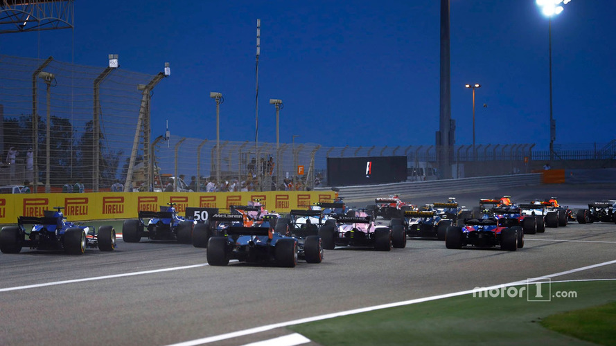 2017 F1 Bahrain Grand Prix – Race Results