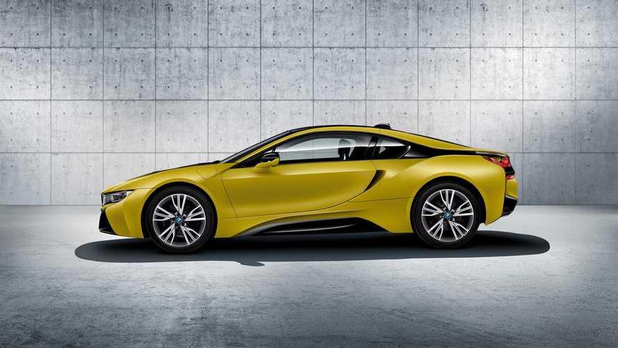 La BMW i8 restylée pourrait passer la barre des 400 ch