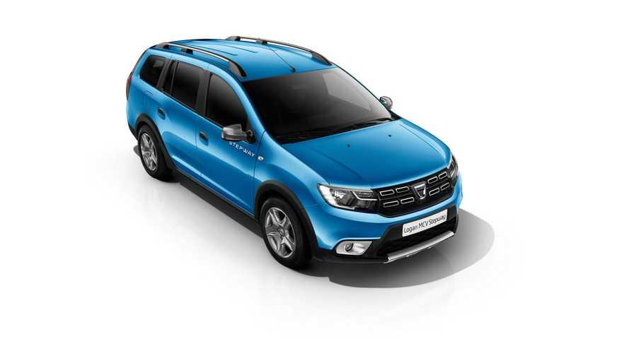 Dacia Logan MCV Stepway 2018