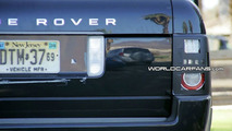 2011 Range Rover facelift spy photo