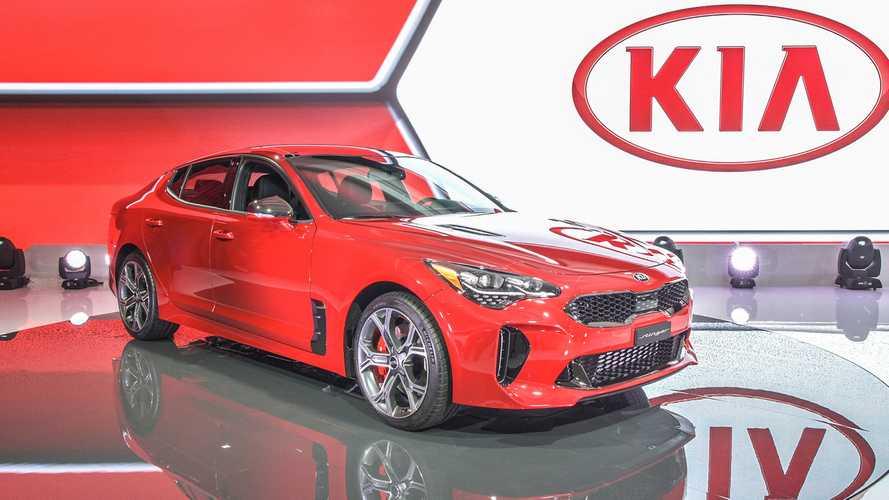 Kia Stinger GT - CIAS 2017