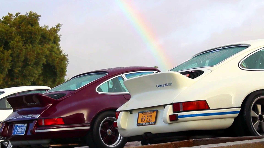 Vintage Air-Cooled Porsche Festival In LA Leaves Us Breathless