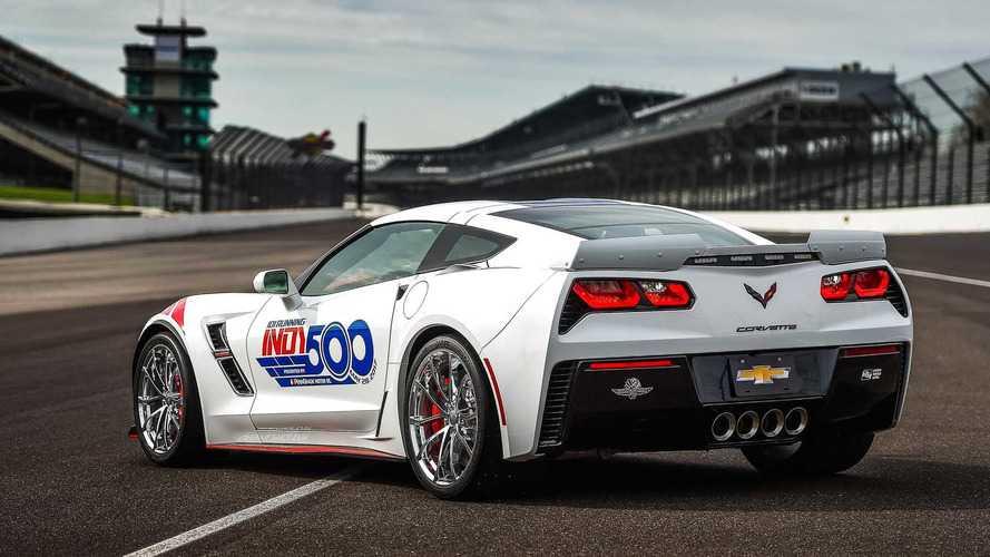 2017 Indy 500'de tempo aracı Corvette Grand Sport olacak