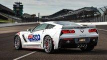 Chevrolet Corvette Grand Sport Tempo Aracı