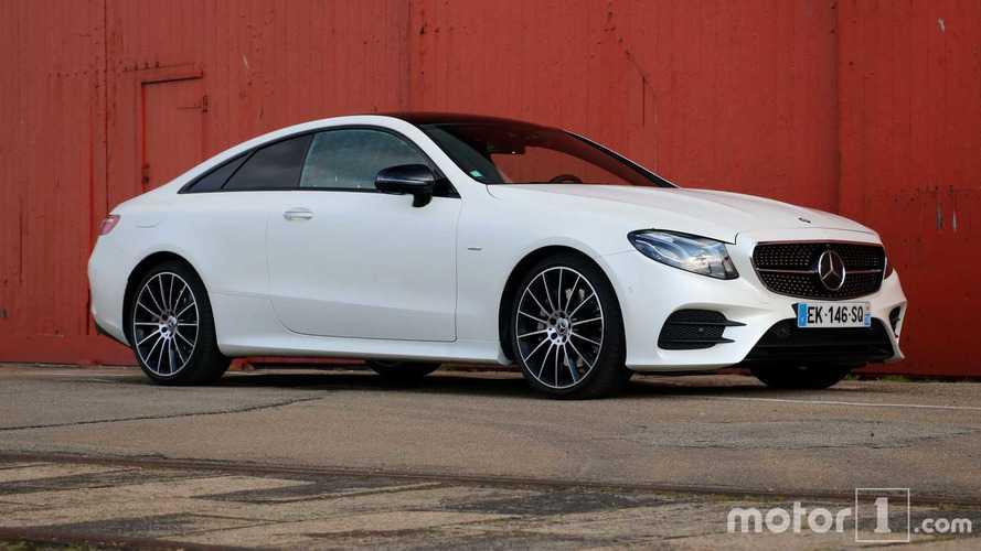 Essai Mercedes Classe E Coupé - Dédoublement de personnalité