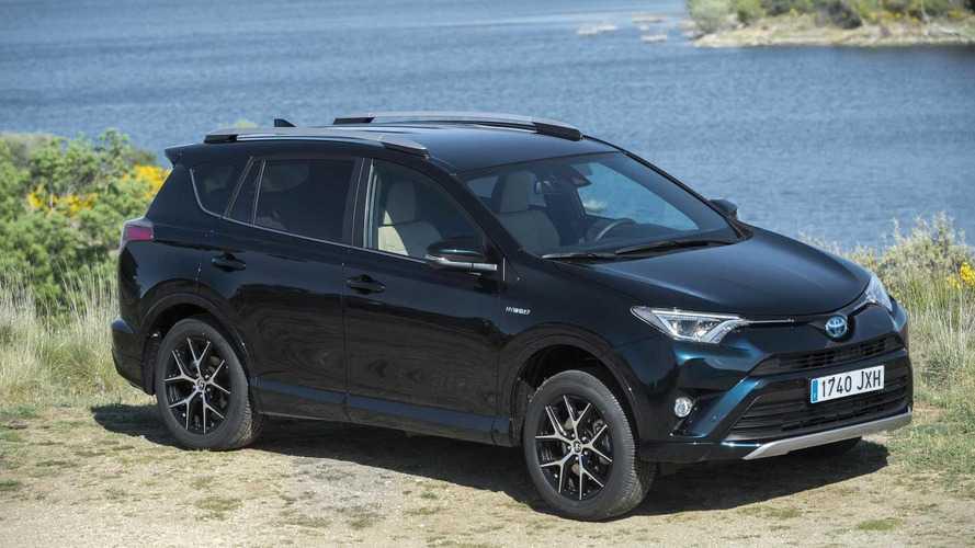 Toyota RAV4 hybrid Feel! Edition: ecología Premium