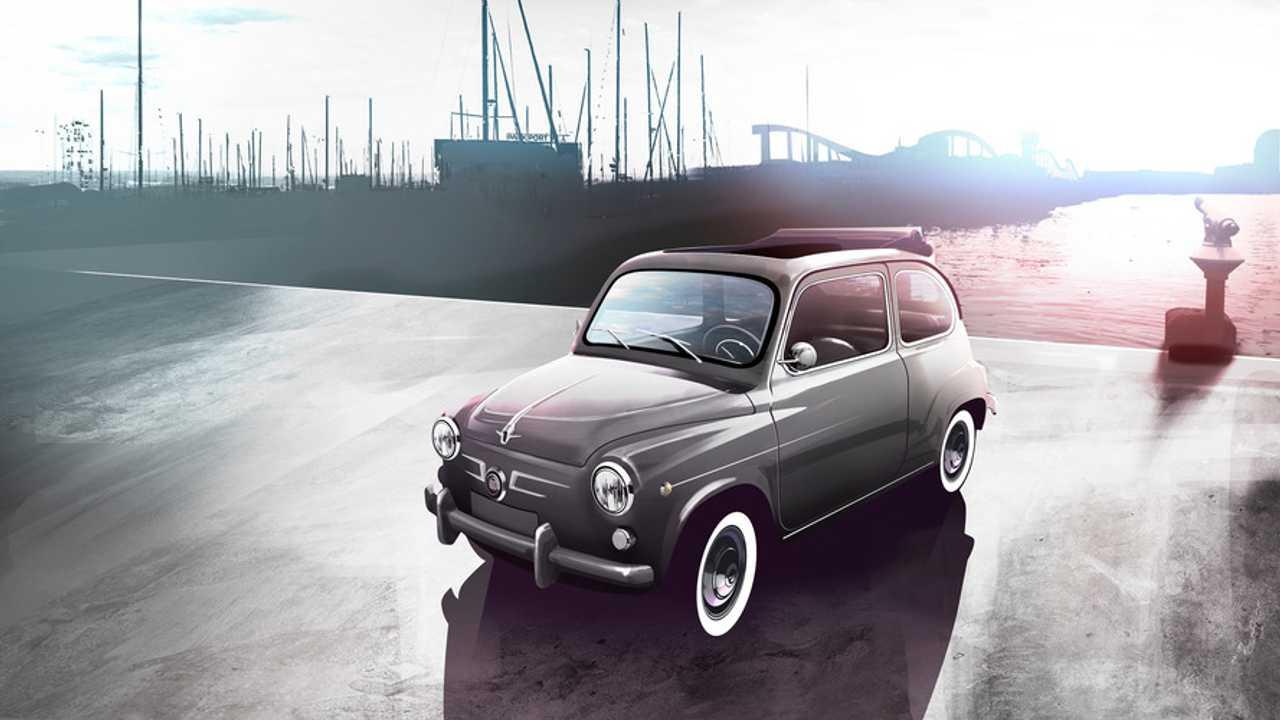 SEAT 600 BMS concept sketch