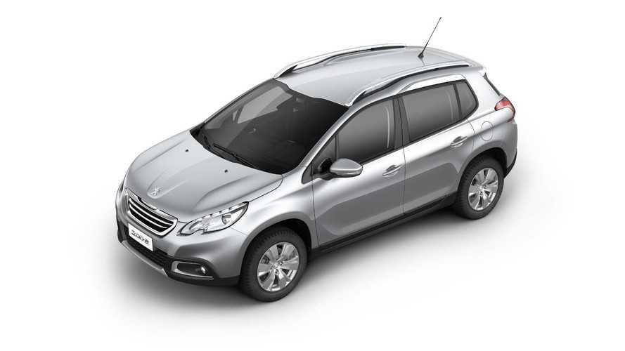 Peugeot 208 e 2008 recebem câmbio automático de 6 marchas